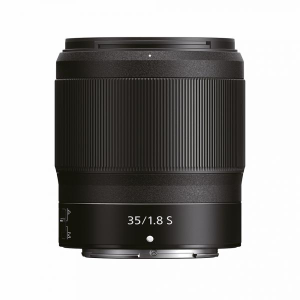 Nikon Z 35/1.8 S - Import 3 Jahre Garantie