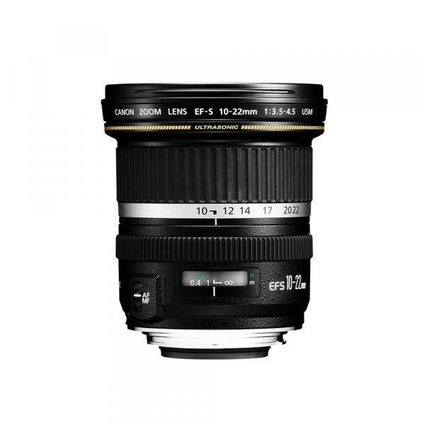 Canon EF-S 10-22/3.5-4.5 USM-CH Garantie