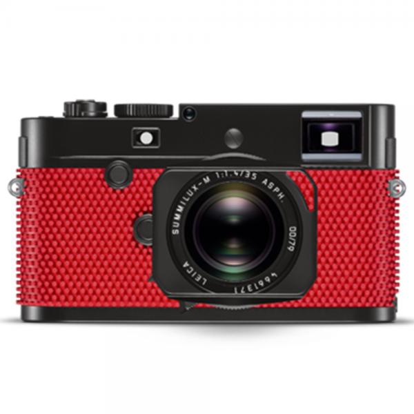 Leica M-P ``Grip`` by Rolf Sachs Set M 1.4/35mm schwarz