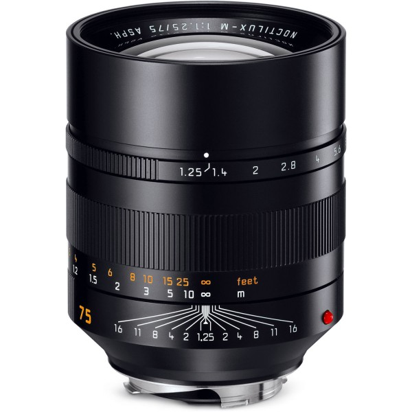 Leica Noctilux-M 75/1.25 ASPH. 11676