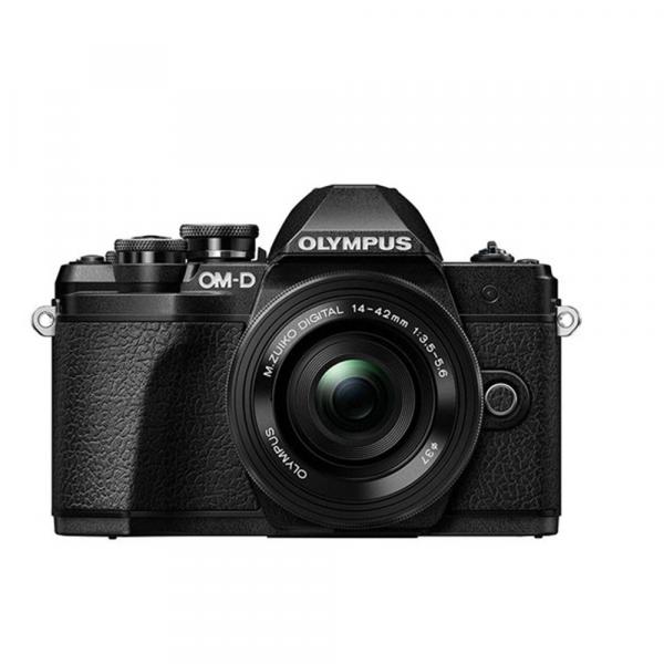 Olympus OM-D E-M10 III+14-42mm Black-CH Gar.