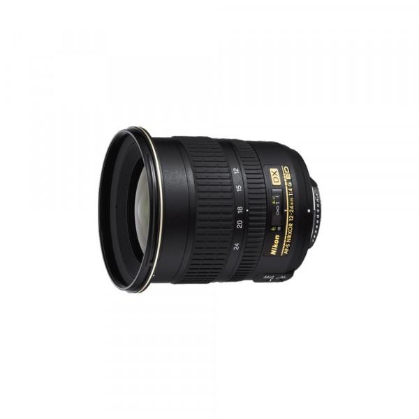 Nikon AF-S DX 12-24mm/4 G IF-ED-3 Jahre CH Garantie