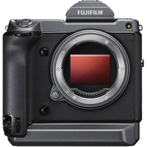 Fujifilm GFX100 Body-4 Jahre Fachhandelsgarantie