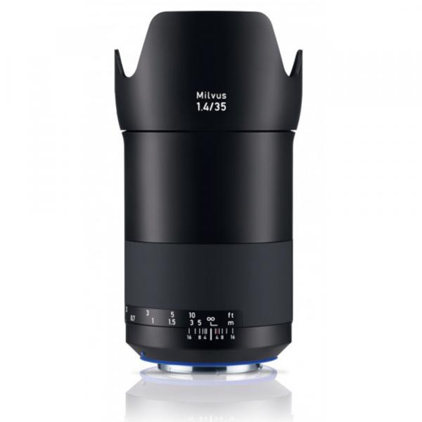 Zeiss Milvus T* 35/1.4 ZE, Canon EF Mount - inkl. 150.- Sofortrabatt