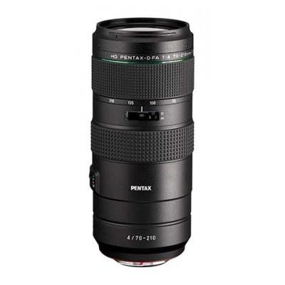 Pentax HD D-FA 70-210/4.0 SDM WR-CH Garantie