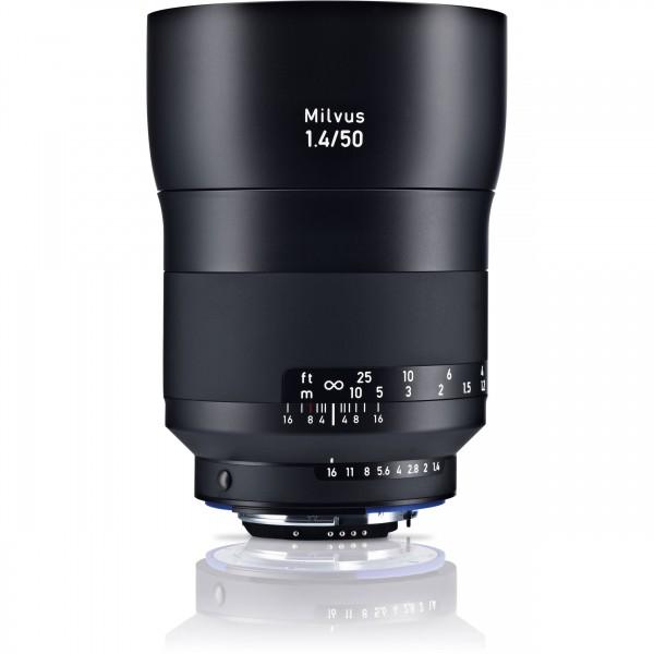 Zeiss Milvus T* 1,4/50mm ZE Canon EF