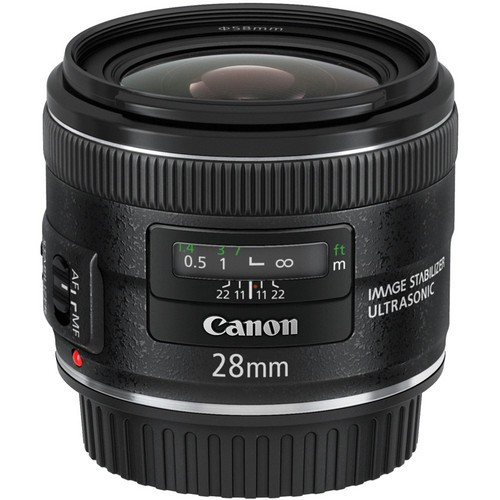 Canon EF 28/2.8 IS USM-CH Garantie
