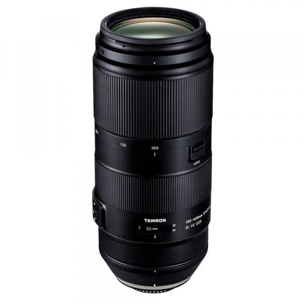 Tamron 100-400/4.5-6.3 Di VC USD zu Nikon-10 Jahre CH Garantie