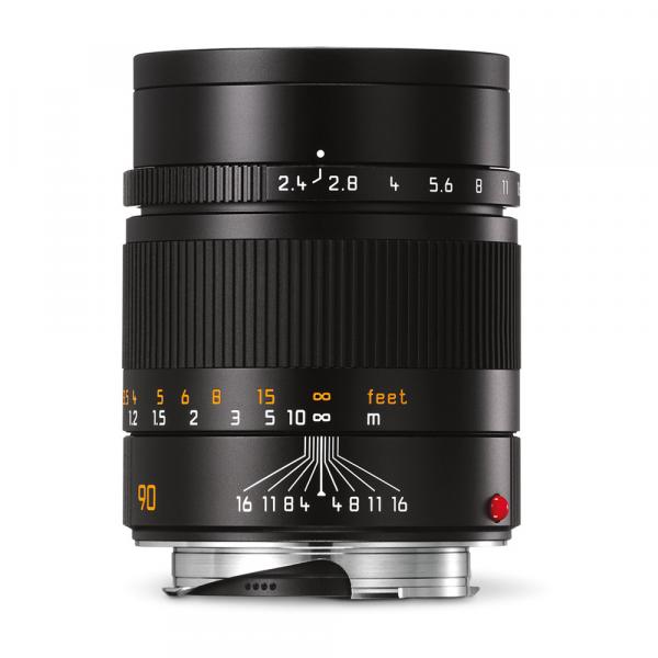 Leica Summarit-M 90/2.4 schwarz 11684
