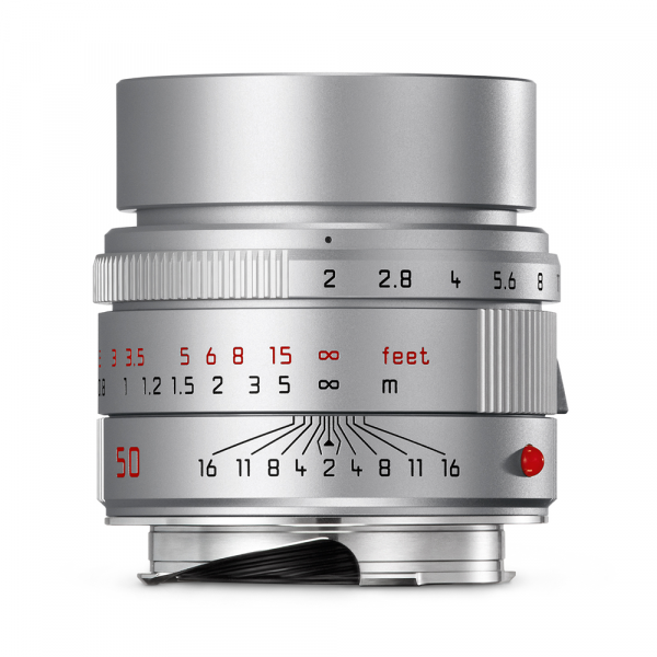 Leica APO-Summicron-M 50/2.0 ASPH. Silber 11142