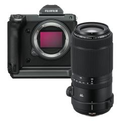 Fujifilm GFX100 Kit GF 100-200mm-4 Jahre Fachhandelsgarantie