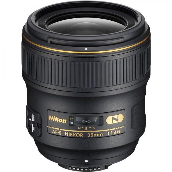 Nikon AF-S 35/1.4G -3 Jahre Garantie