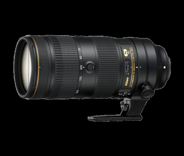 Nikon AF-S 70-200/2.8E FL ED VR -3 Jahre CH Garantie