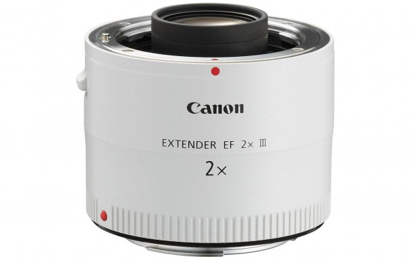Canon EF 2x III Konverter-Canon CH Garantie