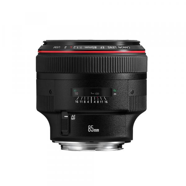 Canon EF 85/1.2L II USM-3 Jahre CH Garantie