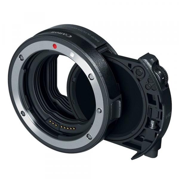 Canon Adapter EF-EOS R mit Einsteckfilter(V-ND)