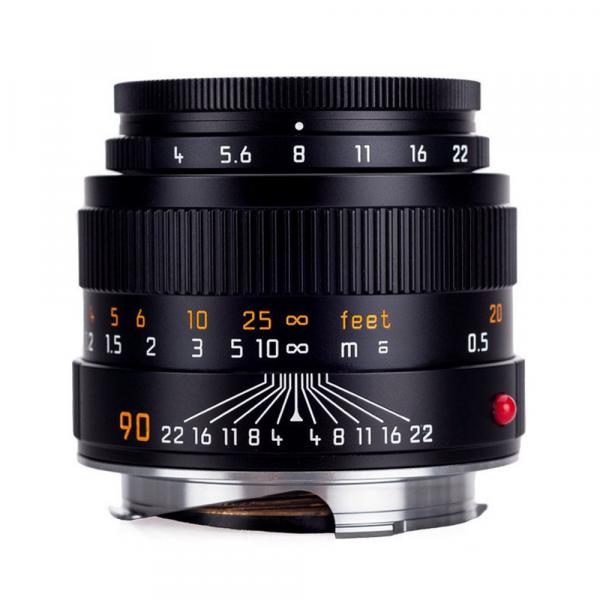 Leica Macro-Elmar-M 90/4.0 schwarz 11670