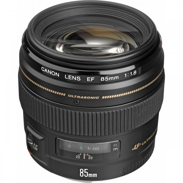 Canon EF 85/1.8 USM-CH Garantie