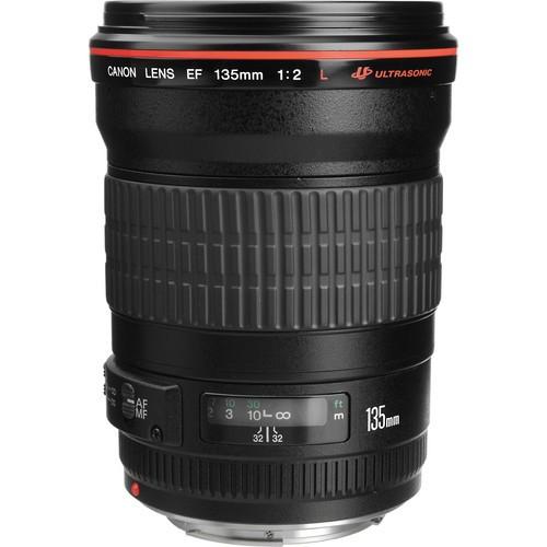 Canon EF 135/2.0 L USM - Canon CH Garantie