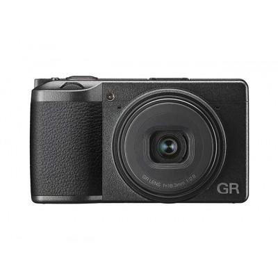 RICOH GR III black-CH Garantie