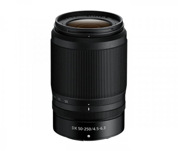 Nikon Z 50-250/4.5–6.3 VR DX - 3 Jahre CH Gar.