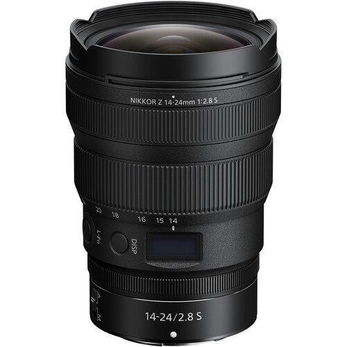 Nikon Z 14-24/2.8 S-3 Jahre CH Garantie