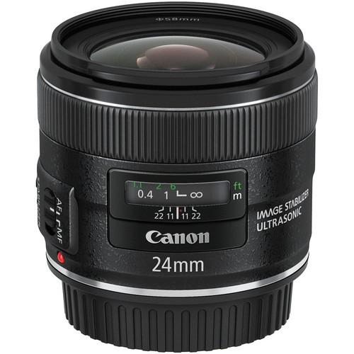 Canon EF 24/2.8 IS USM-CH Garantie