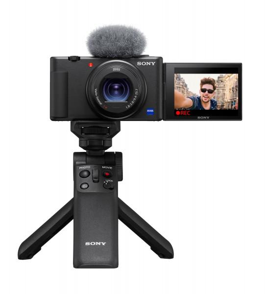 Sony ZV-1 Vlogging Kit-4 Jahre CH Garantie