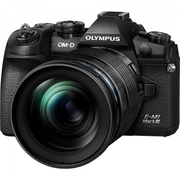 Olympus OM-D E-M1 III Kit 12-100mm-CH Garantie