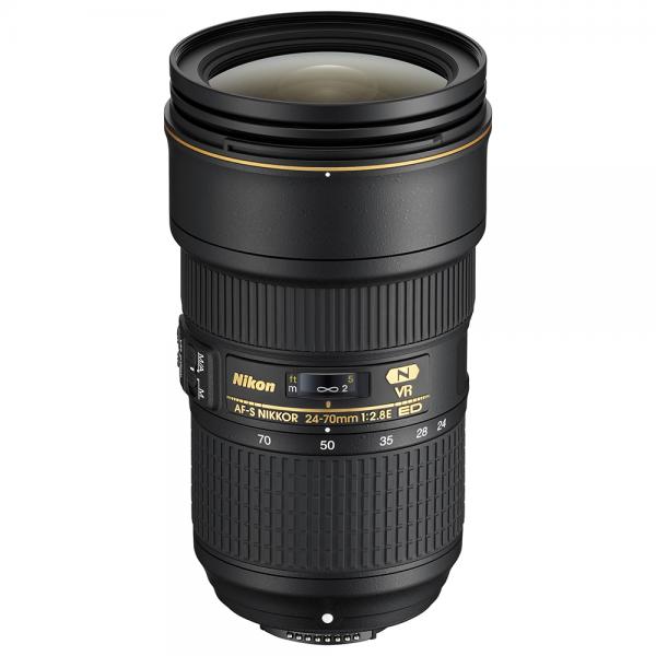 Nikon AF-S 24-70/2.8E ED VR-Import 3 Jahre Garantie