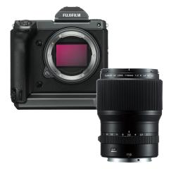 Fujifilm GFX100 Kit GF 110mm-4 Jahre Fachhandelsgarantie