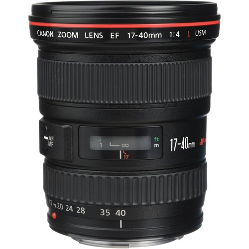 Canon EF 17-40/4.0L USM-3 Jahre CH Garantie
