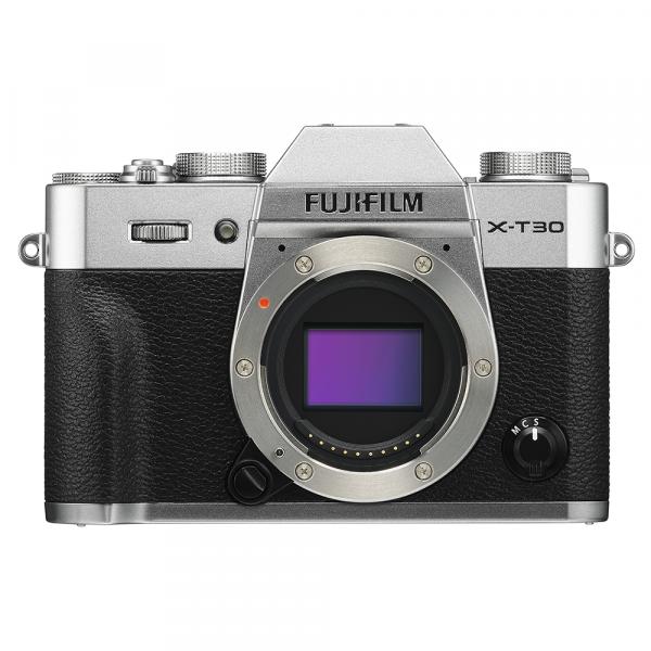 Fujifilm X-T30 Silber Body-4 Jahre Fachhandeslagarantie