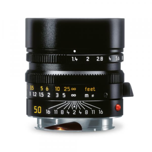 Leica Summilux-M 50mm/1.4 ASPH. Schwarz 11891