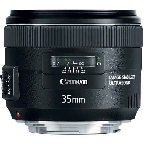 Canon EF 35mm/2.0 IS USM - Canon Schweiz Garantie