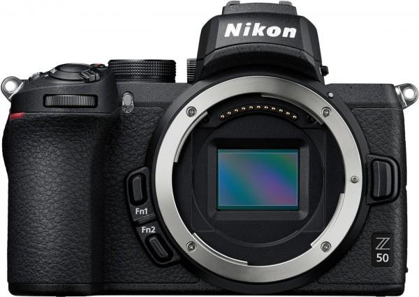 Nikon Z50 Body-inkl. 100.- Sofort-Rabatt,3 Jahre CH Garantie