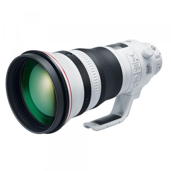 Canon EF 400/2.8 L IS III USM-3 Jahre CH Garantie