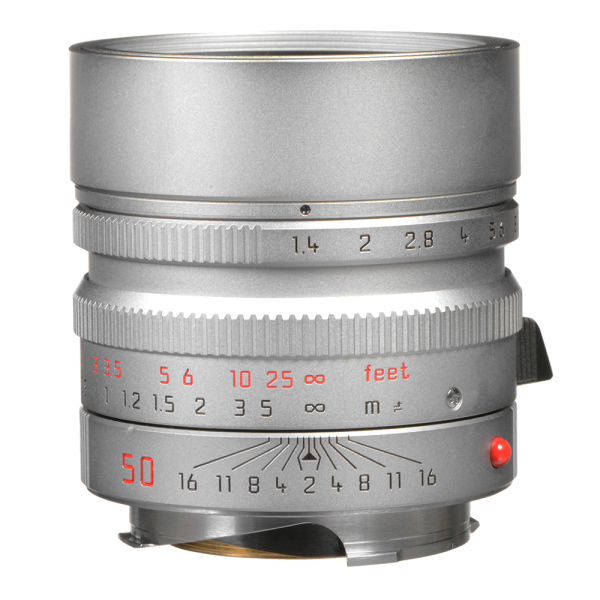 Leica Summilux-M 50/1.4 ASPH. Sibern verchromt 11892