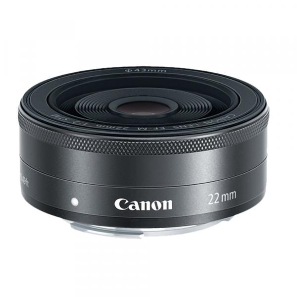 Canon EF-M 22mm f/2 STM-CH Gar.