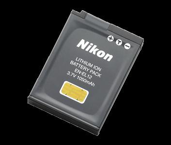 Nikon EN-EL12 Lithium-Ionen Akku