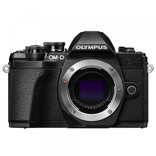 Olympus OM-D E-M10 III Body Black-CH Gar.
