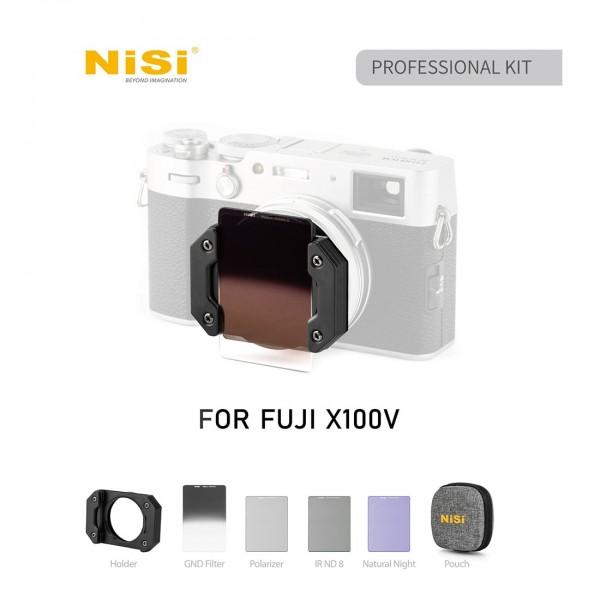 Nisi Professional Kit für Fuji X100V