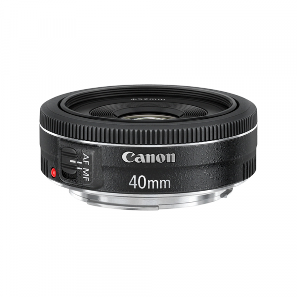 Canon EF 40/2.8 STM-CH Garantie