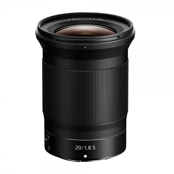 Nikon Z 20/1.8 FX S-3 Jahre CH Gar.
