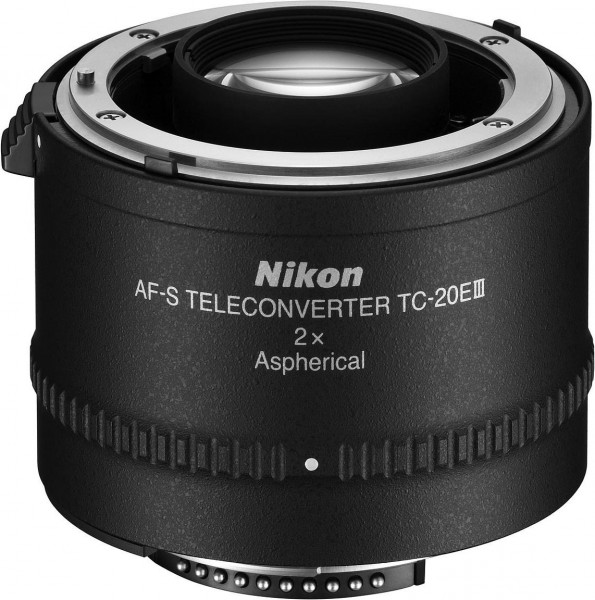 Nikon TC-20E III AF-S Telekonverter-Nikon CH 3 Jahre Garantie