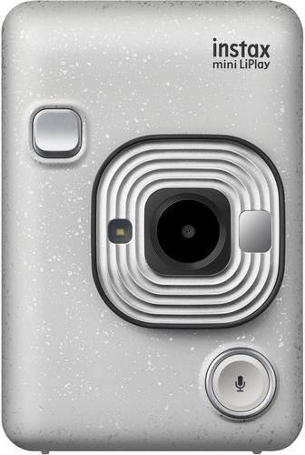 Fujifilm Instax Mini LiPlay Stone White