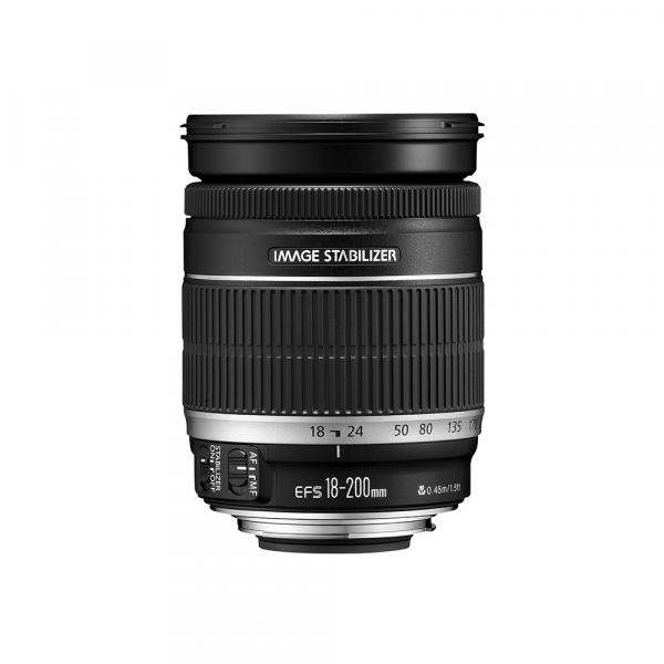 Canon EF-S 18-200/3.5-5.6 IS-CH Garantie