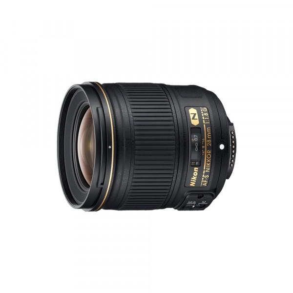 Nikon AF-S Nikkor 28mm/1.8G - CH 3 Jahre Garantie