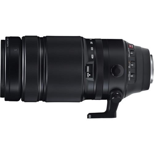 Fuji XF 100-400/4.5-5.6 R LM OIS WR