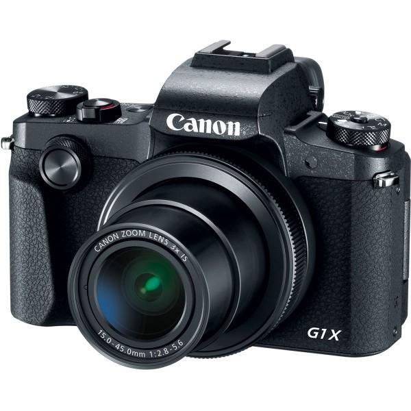 Canon PowerShot G1X Mark III-CH Garantie